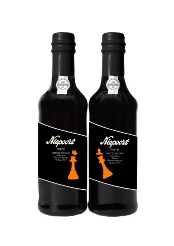Limited Edition Port voor troonwisseling