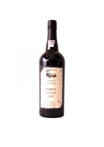 Quinta do Estanho Vintage Port 2002