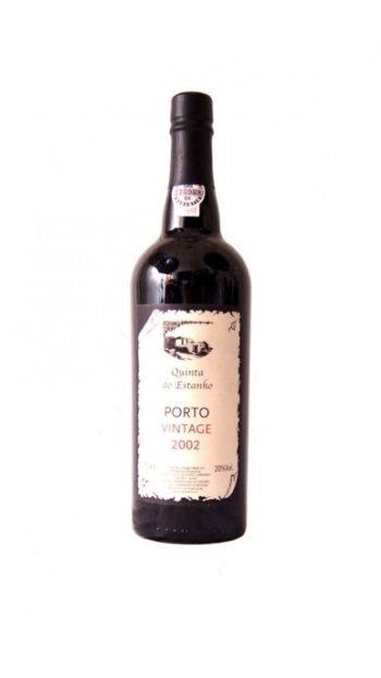 Quinta do Estanho Vintage Port 2002