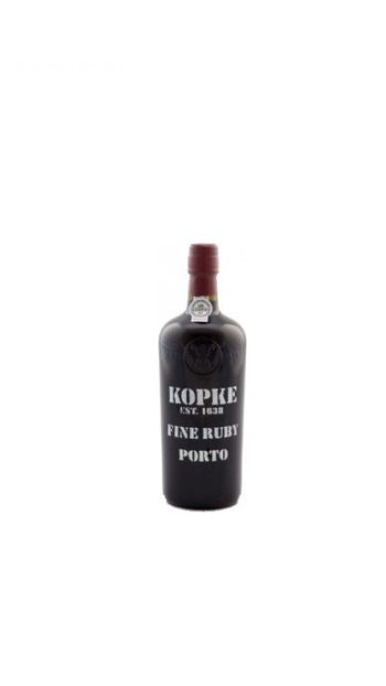 Kopke 1/2 Fine Ruby Port no. 59 (0,375 cl)