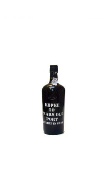 1/2 Kopke, 10 jaar oude Port op hout (0,375 cl)