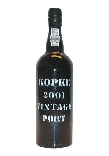 Kopke, Vintage Port 2001