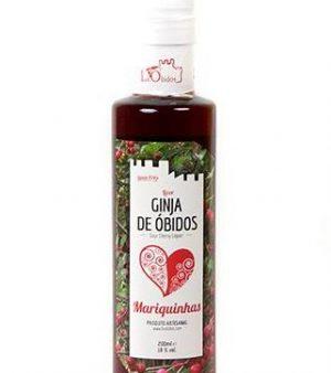 """Ginja (kersen likeur) de Óbidos, """"Mariquinhas"""" - 0,70lt"""