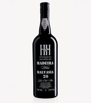 Henriques & Henriques, Malmsey 20 jaar oud, Madeira