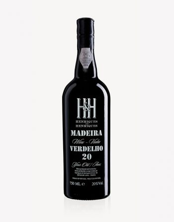 Henriques & Henriques, 20 jaar oud Verdelho, Madeira