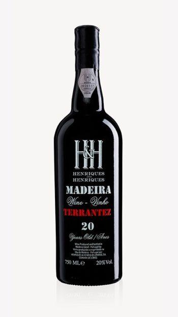 Henriques & Henriques, 20 jaar oud Terrantez, Madeira