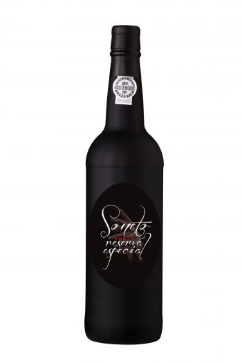 Ruby Special Reserve, Port Soneto Gesprove