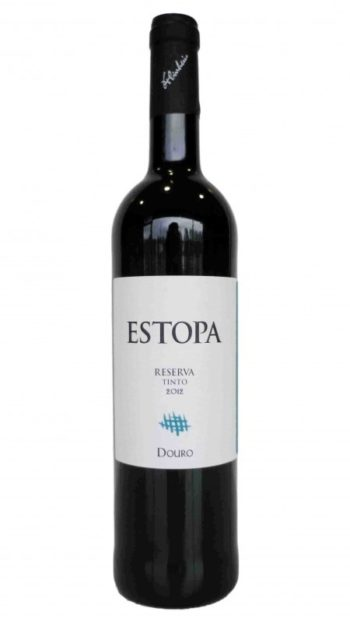 Estopa Reserve tinto Douro - 2012