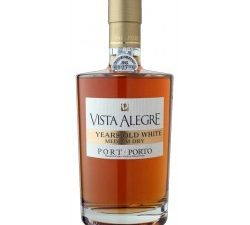 Port Vista Alegre Old White 20 yrs in karaf 0,50 liter