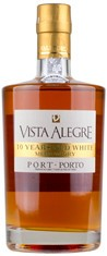 Port Vista Alegre Old White 10 yrs in karaf 0,50 liter
